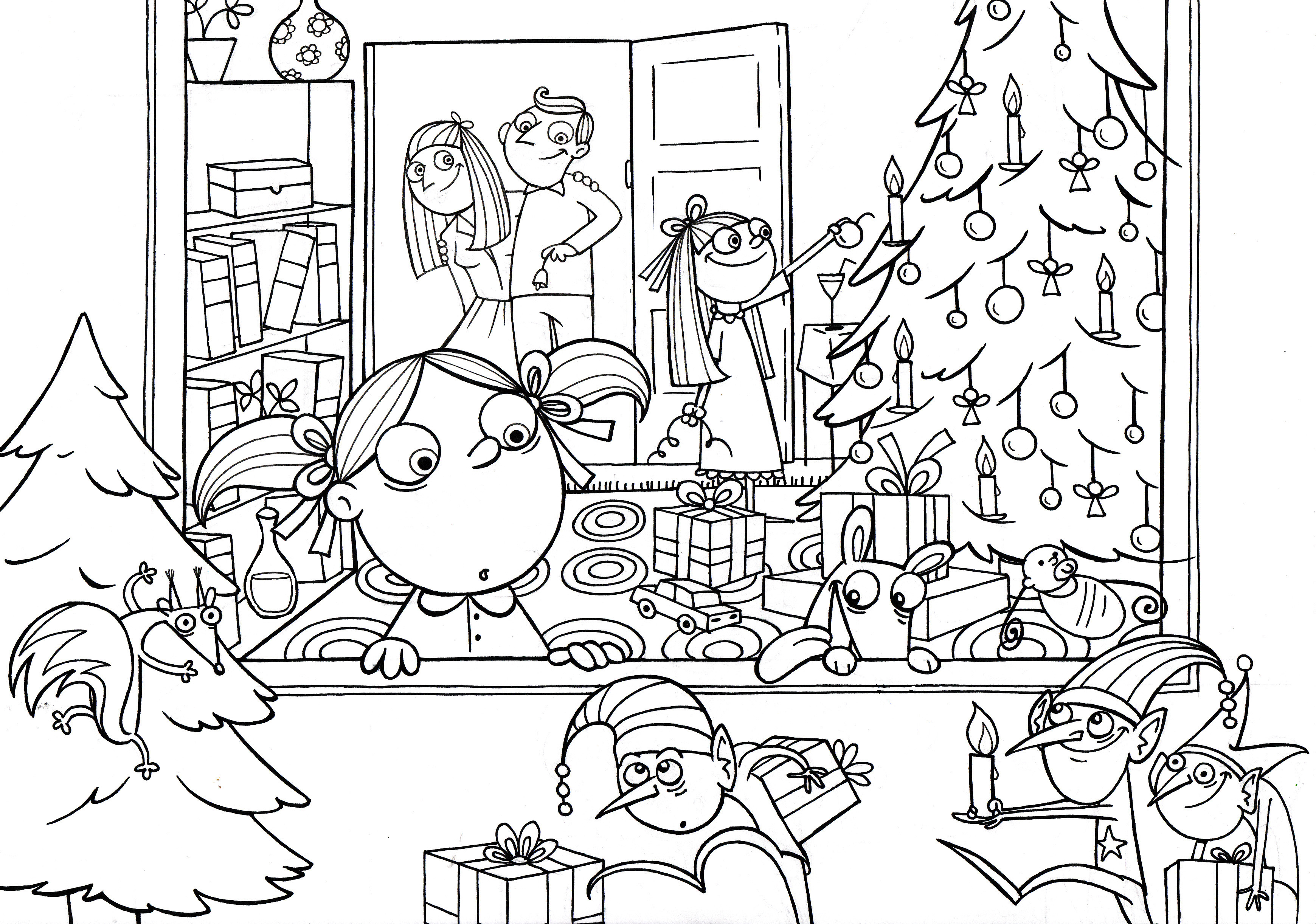 Free coloring pages coming up!